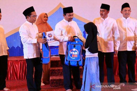 Dari Aceh sampai Papua YBM-BRI salurkan bantuan Rp8 miliar