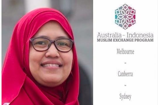 Warga Padang ikuti Pertukaran Pemuda Muslim Australia-Indonesia
