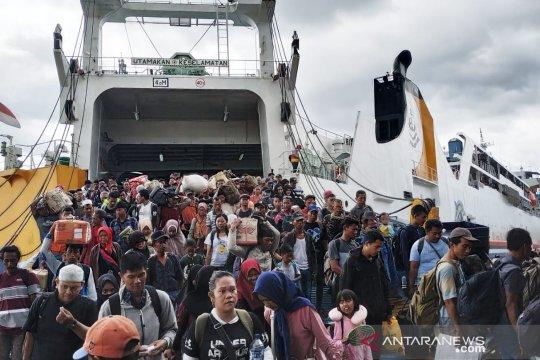 Arus balik padat, Posko Pelabuhan Trisakti Banjarmasin diperpanjang