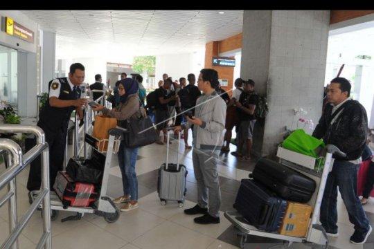 Bandara Ngurah Rai layani 1,09 juta penumpang selama posko Lebaran