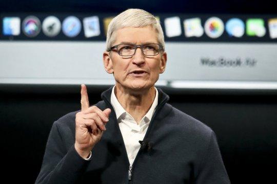 Apple pantau virus corona di Korsel dan Italia