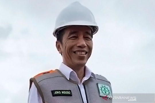 Jokowi sebut studi kelayakan Bandara Bali Utara segera diputuskan