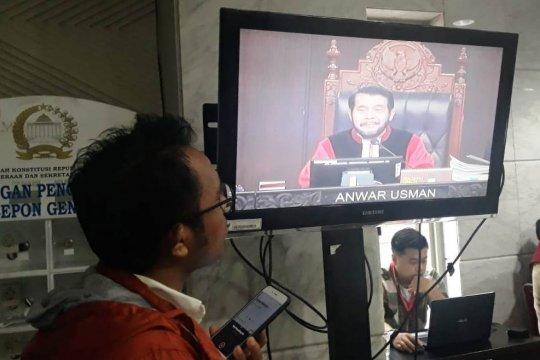 Terima perbaikan gugatan Prabowo, MK lanjutkan sidang Selasa (18/6)