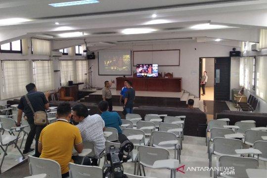 Unsyiah sediakan ruangan untuk konferensi video sidang PHPU