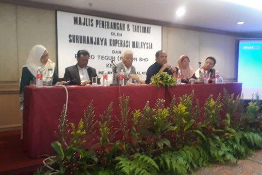 Warga Aceh di Malaysia gelar open house