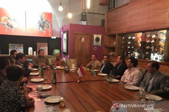 Dubes Cheppy pertemukan Pengusaha Indonesia dengan Meksiko