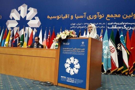 Puspiptek Indonesia berpartisipasi dalam forum teknologi di Tehran