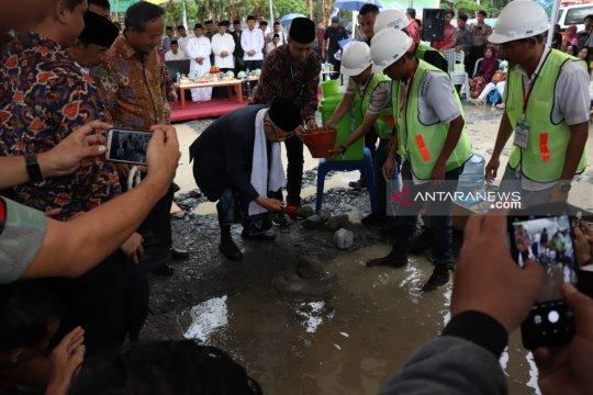 Ma'ruf Amin harap Islamic Centre di Sigi dimanfaatkan dengan baik