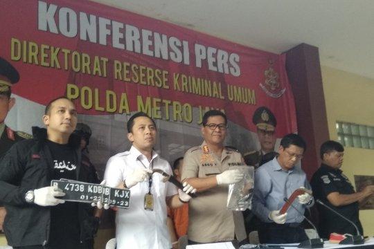 Jaringan ranmor Lampung bisa gasak ratusan motor dalam setahun