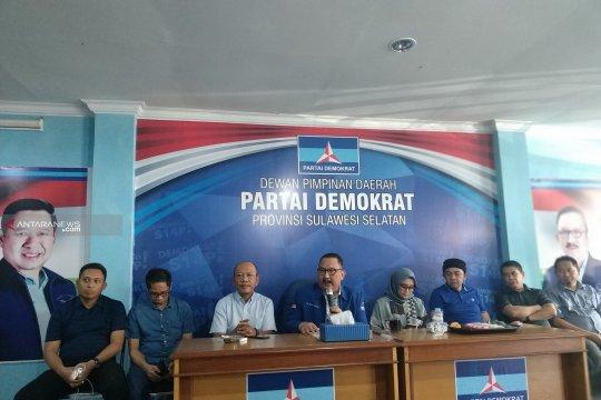 Demokrat Sulsel dukung SBY  tolak KLB