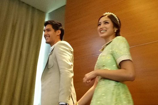 Jessica Iskandar dan Richard Kyle akan menikah tahun depan