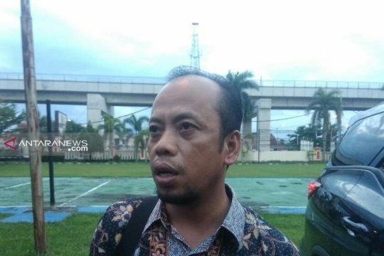 KPU Sumsel nilai janggal status tersangka Komisioner KPU Palembang
