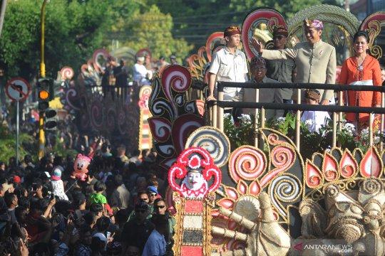 """""""Dua hari"""" Sang Presiden untuk Bali"""