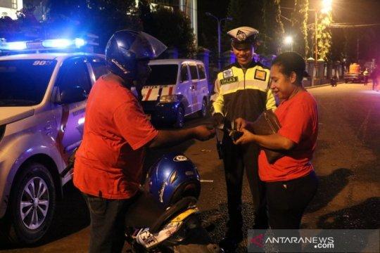 Polres Jayapura Kota tingkatkan razia menyusul sidang MK