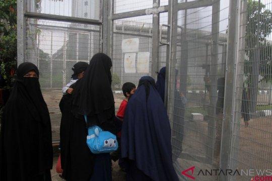 Setnov tempati rutan khusus napi teroris di Bogor