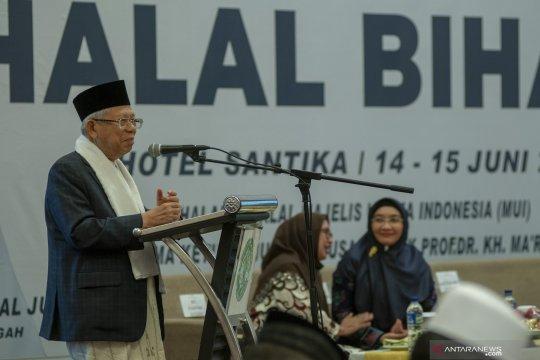 Ma'ruf Amin ingatkan komitmen menjaga NKRI
