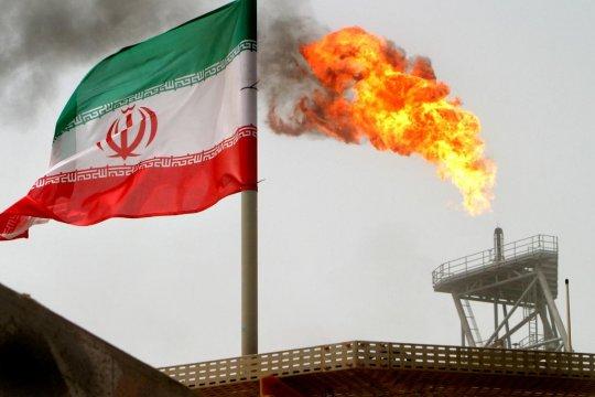 Harga minyak terdorong lebih tinggi dipicu ketegangan Timur Tengah