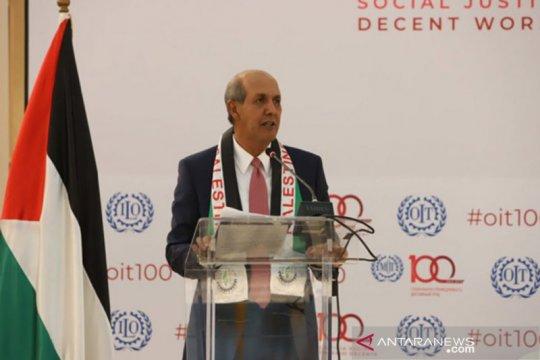 Indonesia suarakan solidaritas terhadap pekerja Palestina