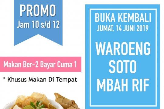 Galang donasi untuk rumah tahfidz, ACT Lampung gandeng warung soto