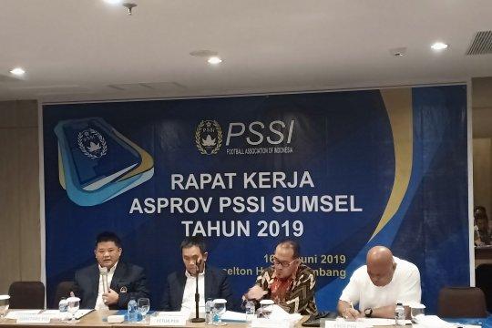 PSSI Sumsel mantapkan program kerja 2019