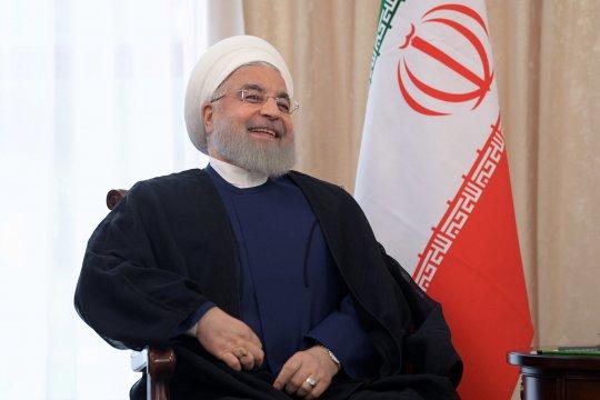 Presiden: Iran tidak akan perang melawan negara manapun
