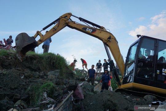 Temuan jenazah korban gempa dan likuefaksi di Petobo