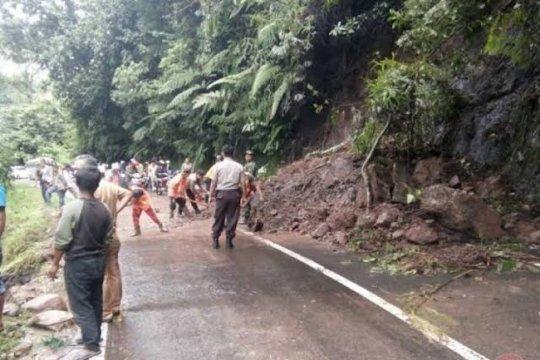 60 bencana alam terjadi di Agam sejak awal tahun