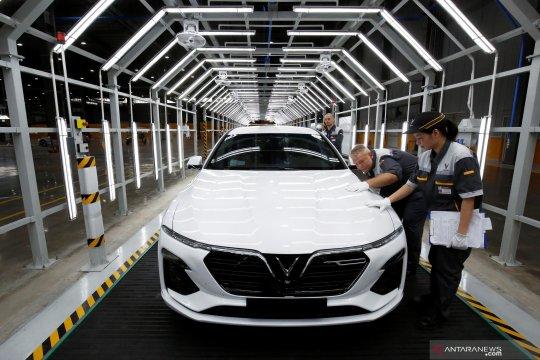 Inilah VinFast, Mobil nasional Vietnam yang siap mengaspal
