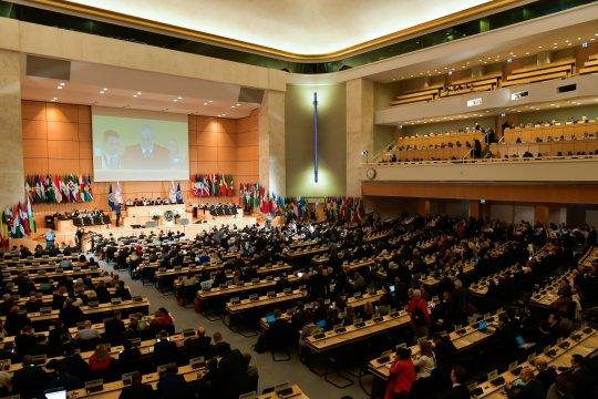 Menaker pimpin delegasi di Konferensi Perburuhan Internasional