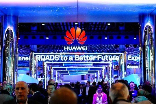 AS cari alternatif Huawei untuk 5G