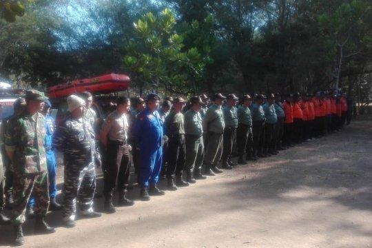 Petugas hentikan pencarian korban tenggelam di Blitar
