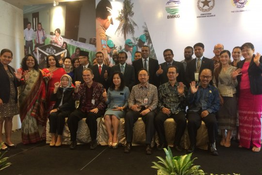 """Indonesia latih 7 negara """"Colombo Plan"""" soal pertanian responsif"""