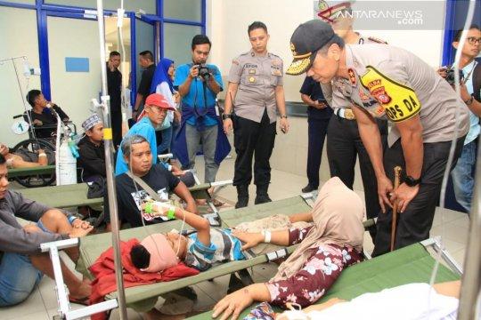 Penyebab kecelakan di Cipali akibat sopir diserang penumpang