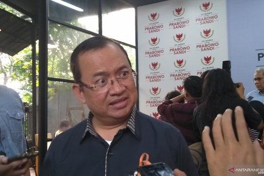 BPN tegaskan pencalonan Sandiaga sebagai menteri kabinet Jokowi hoaks