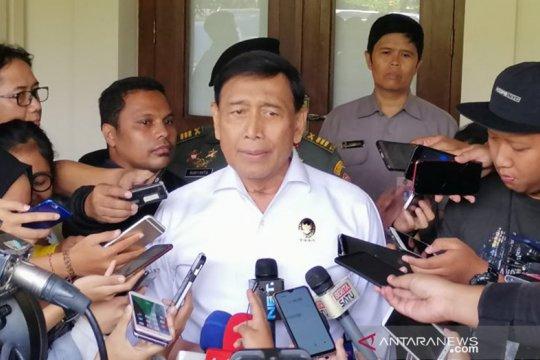 Wiranto akan bertemu dengan mantan panglima GAM