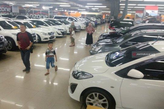 Penjualan mobil bekas turun setelah Lebaran