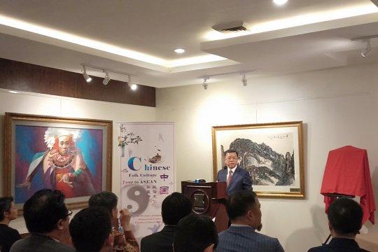 Dubes Huang luncurkan tur budaya rakyat China ke ASEAN