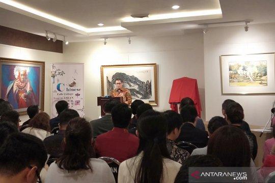 Sekjen ASEAN dorong penggunaan teknologi dalam pembuatan seni