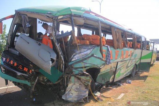 Polisi tetapkan tersangka kecelakaan beruntun di Tol Cipali