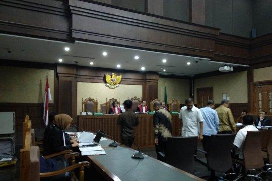 Hakim peringatkan jaksa KPK tidak campurkan dua perkara