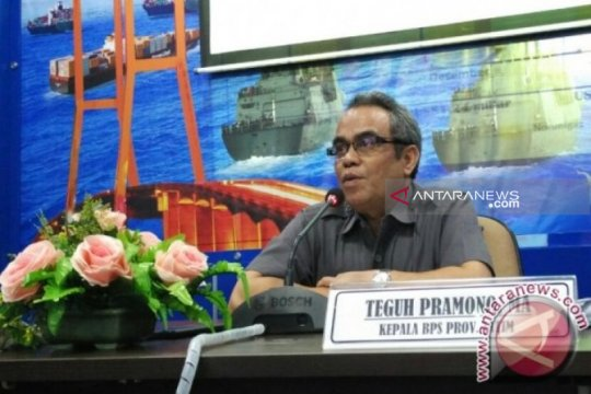 Industri manufaktur dan kecil di Jatim tumbuh 5,23 persen