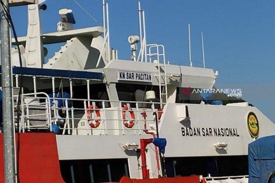 Pendistribusian logistik korban banjir Konawe Utara melalui laut
