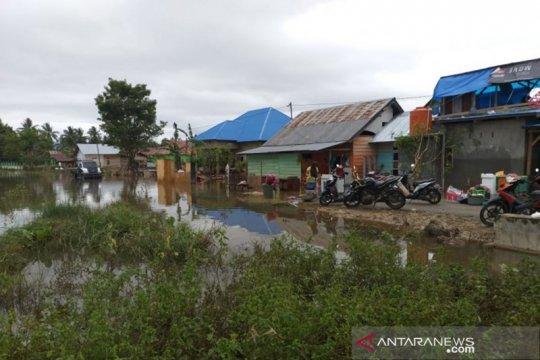 Pengungsi banjir Konawe Utara bertambah jadi 8.515 orang