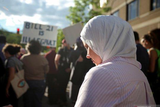 Provinsi Quebec, Kanada akan larang karyawan sektor publik mengenakan simbol agama