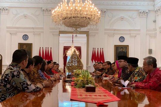 Alasan Jokowi panggil pelaku UMKM di Istana Merdeka
