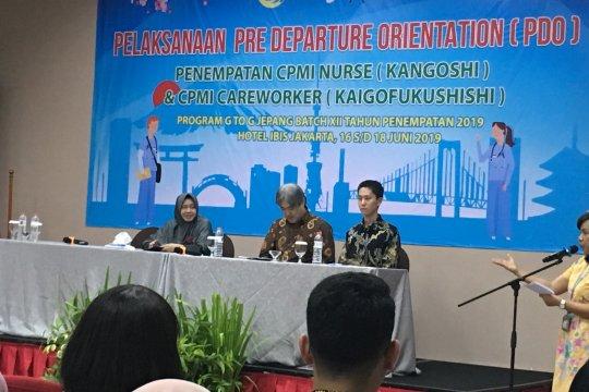 Perawat Indonesia yang dikirim ke Jepang meningkat 5 tahun terakhir
