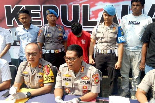 Kurir narkoba Kepulauan Seribu diimingi bayaran Rp10 juta