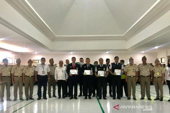 Karantina Denpasar apresiasi kinerja Avsec Ngurah Rai
