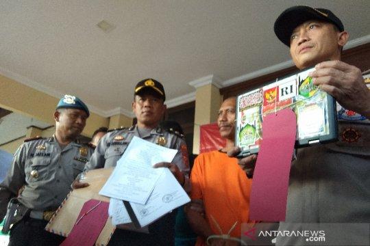 Penyebar paham Sensen sebagai presiden diancam lima tahun penjara