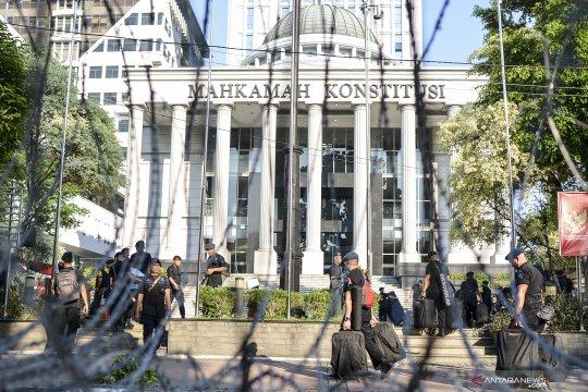 Sidang MK, KPU Sebut Ma'ruf tidak langgar ketentuan pemilu